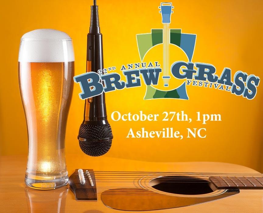 Asheville Brewgrass 2018